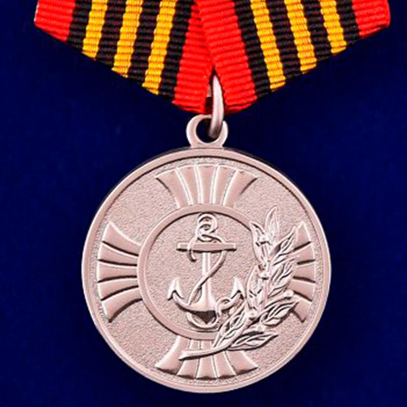 Медаль Морской пехоты «За заслуги»