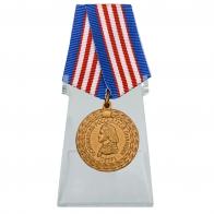 Медаль МВД 300 лет Российской полиции на подставке