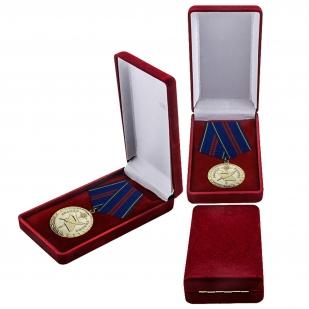 Медаль МВД России За управленческую деятельность 2 степени