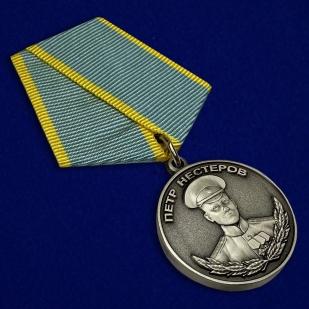 Памятная медаль Нестерова - общий вид