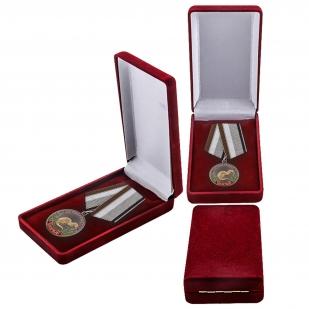 """Медаль """"Норка"""" в подарок охотнику"""
