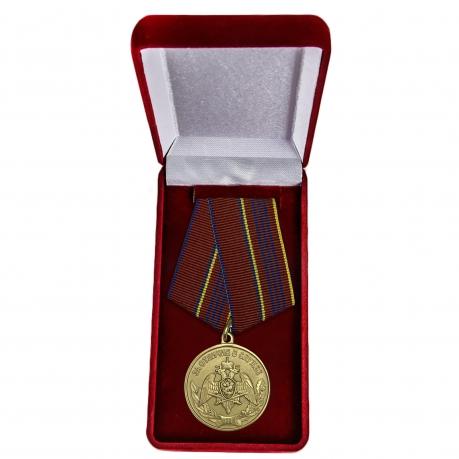 """Медаль Росгвардии """"За отличие в службе"""""""