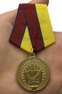 """Медаль Росгвардии """"За особые достижения в учебе"""""""