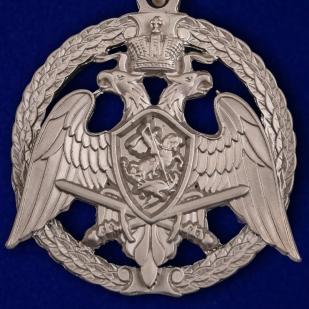 Медаль Росгвардии За проявленную доблесть 2 степени