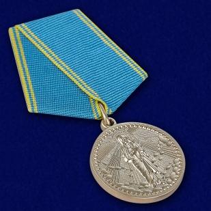 """Медаль Россия православная """"Благодатное небо"""" - общий вид"""