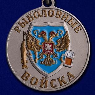 """Медаль рыбакам """"Форель"""" по выгодной цене"""