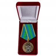 Медаль СК России Ветеран следственных органов - в футляре