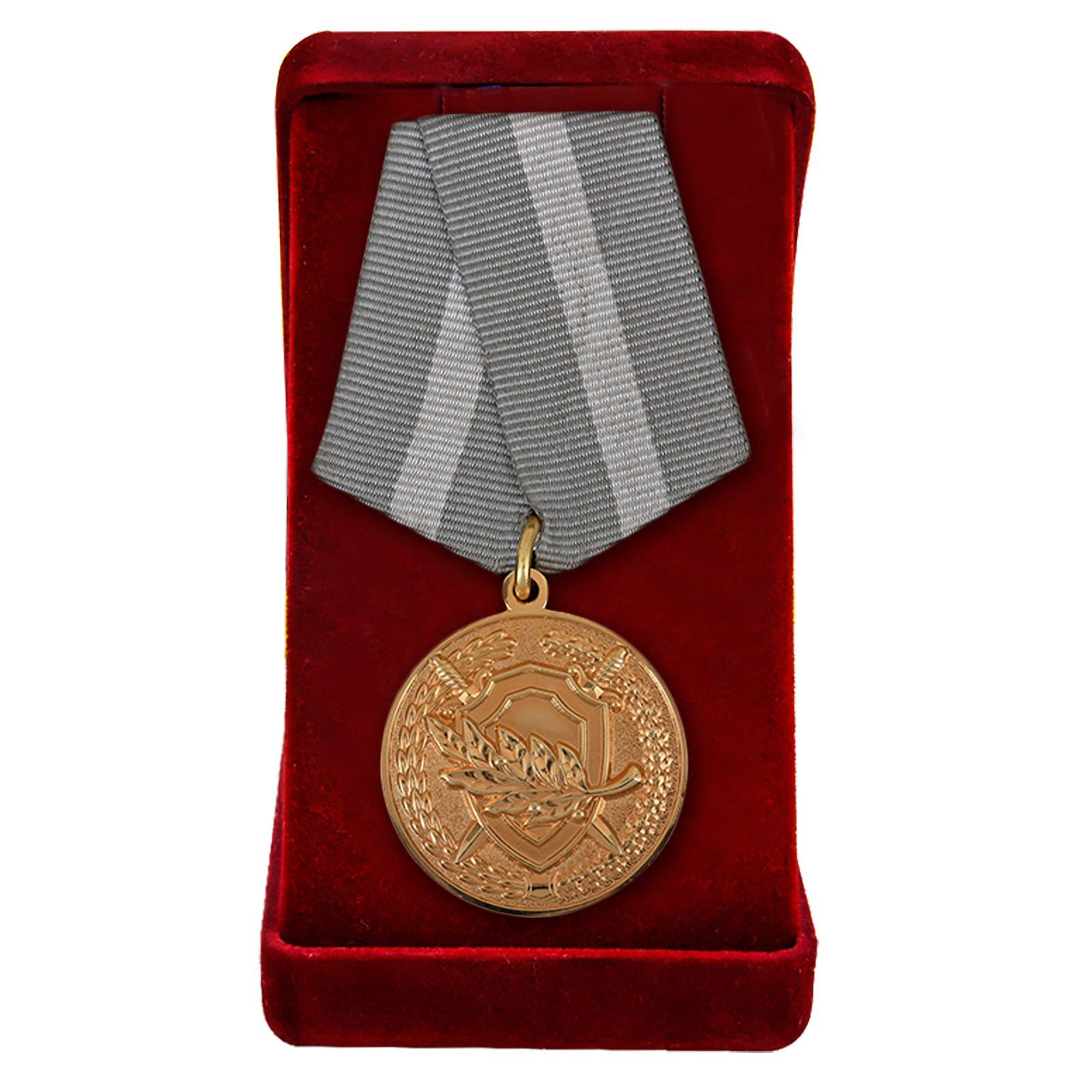 Купить медаль СК России За содействие онлайн с доставкой