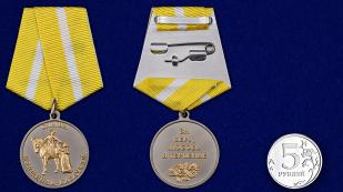 Заказать медаль «Слава женщинам-казачкам»