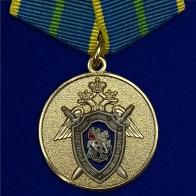 """Медаль СК """"За безупречную службу"""" 1 степени"""