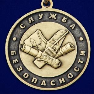 """Медаль """"За заслуги"""" Охрана - в Военпро"""