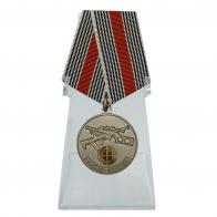 Медаль Снайпер-спецназа на подставке