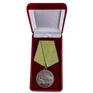 """Медаль """"Сом"""" купить в Военпро"""