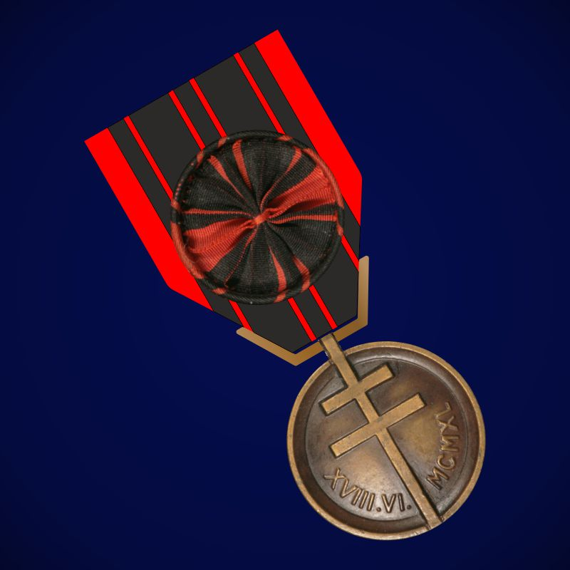 Медаль Сопротивления (Франция)