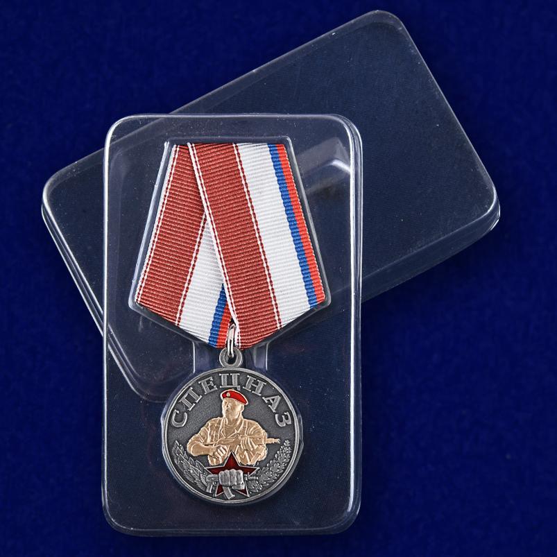 """Медаль """"Спецназ"""" с доставкой"""