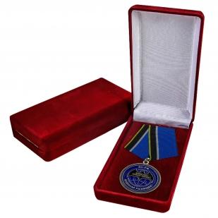 Медаль Спецназа ГРУ для ветеранов заказать в Военпро