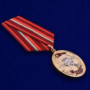 Медаль Спецназа ВВ РФ За заслуги - общий вид