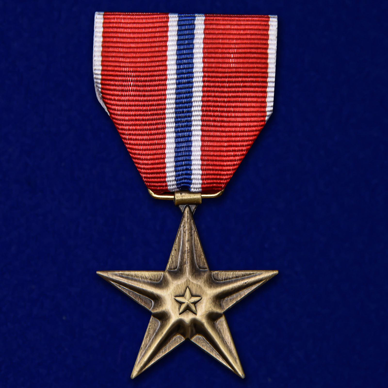 "Медаль ""Бронзовая звезда"" (США)"