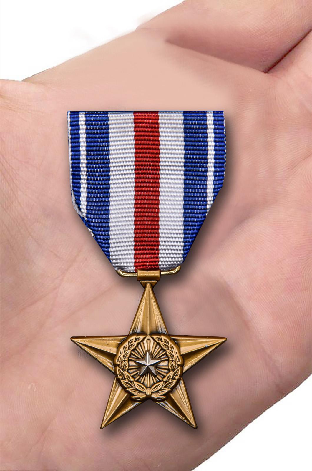"""Заказать медаль """"Серебряная звезда"""" (США)"""