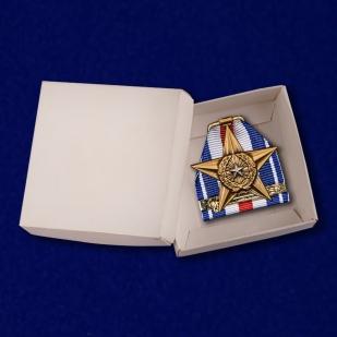 """Медаль """"Серебряная звезда"""" (США) с доставкой"""