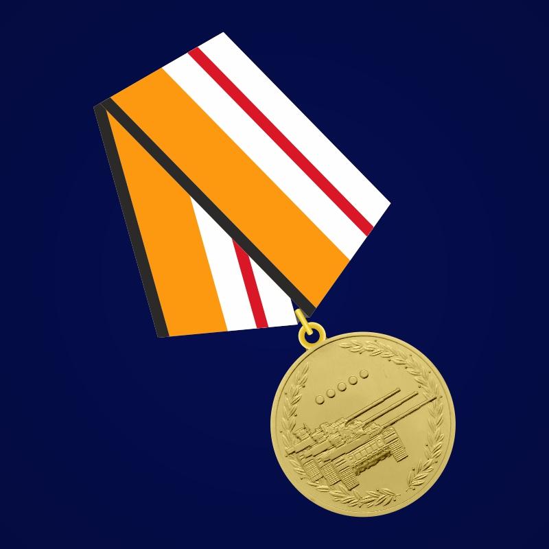 """Медаль """"Танковый биатлон"""""""