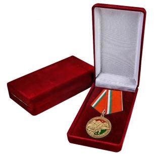Медаль участникам боевых действий в Таджикистане купить в Военпро