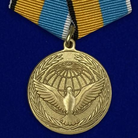 Медаль Участнику миротворческой операции