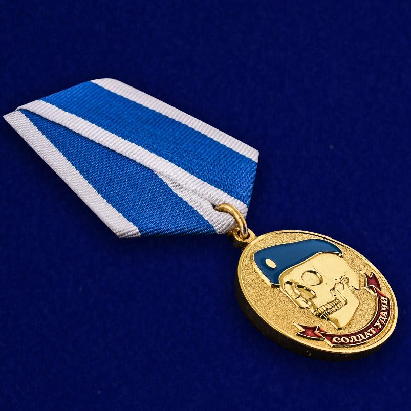 Медаль ВДВ Солдат удачи - общий вид