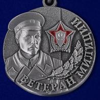 """Медаль """"Ветеран милиции"""""""