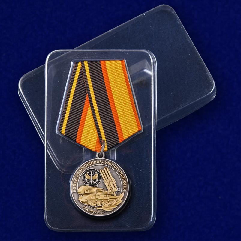 """Медаль """"Ветеран ПВО"""" с доставкой"""
