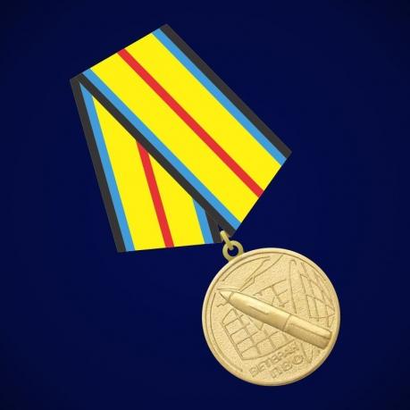 Медаль Ветеран ПВО (Чистое небо в надежных руках)