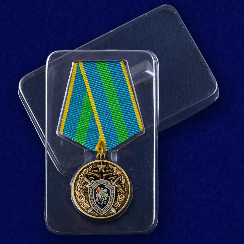 Медаль Ветеран следственных органов