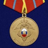 """Медаль """"Ветеран службы"""" ГУСП"""