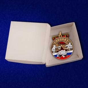 Медаль Ветеран Спецназа Росгвардии с доставкой