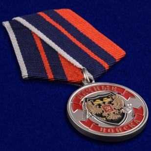 Медаль Ветерану Дачных войск - общий вид