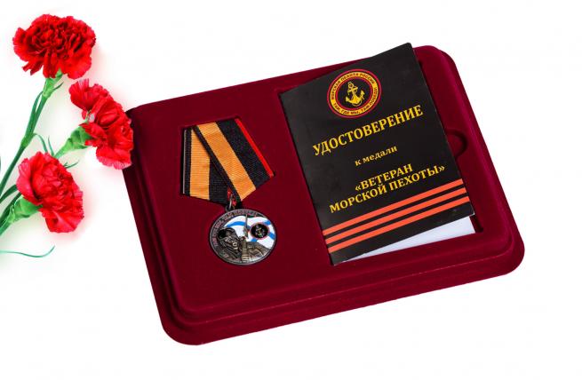 Медаль Ветерану Морской пехоты