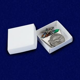 Медаль Ветерану ВДВ, с мечами