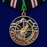 Медаль Ветераны Чечни