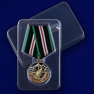 Медаль Ветераны Чечни с доставкой