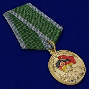 Медаль Воин-интернационалист - общий вид