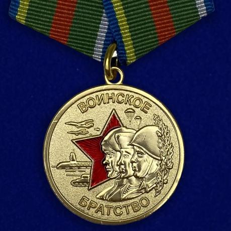 Купить медаль Воинское братство