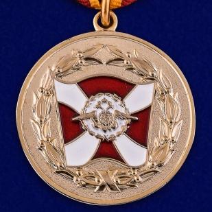 Медаль ВВ МВД РФ За содействие