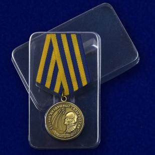 Футляр к медали ВВС России «Родина Мужество Честь Слава»