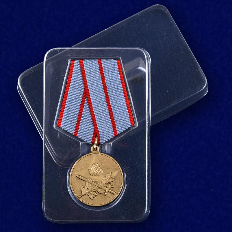 """Медаль """"За активную военно-патриотическую работу"""" с доставкой"""