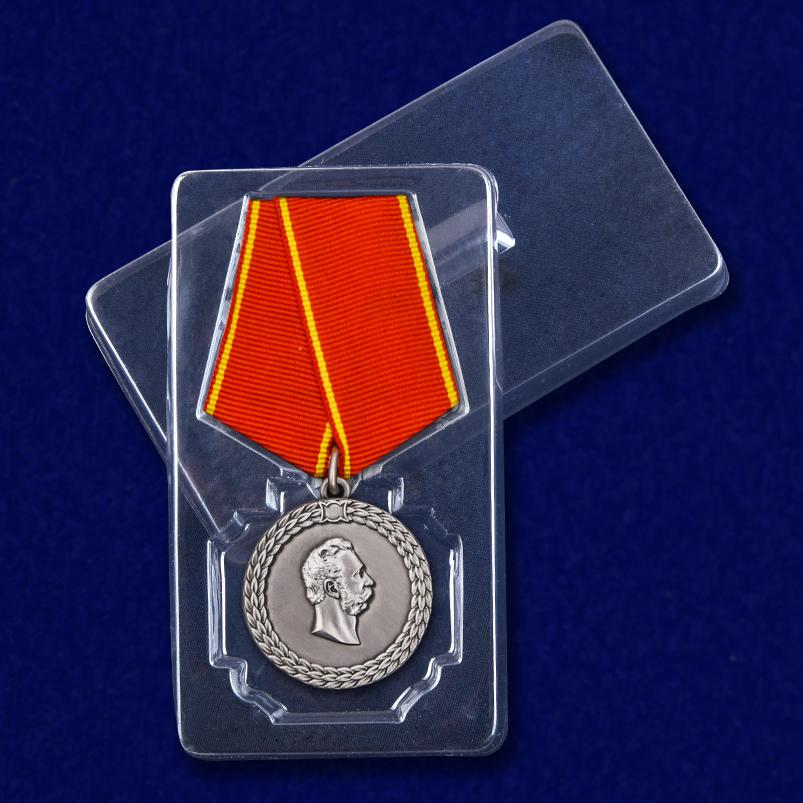 """Медаль """"За беспорочную службу в полиции"""" Александр II с доставкой"""
