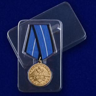 """Медаль """"За безупречную службу"""" 1 степени (Спецстрой) высокого качества"""