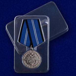 """Медаль """"За безупречную службу"""" 2 степени (Спецстрой) с доставкой"""