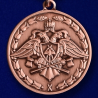 """Медаль """"За безупречную службу"""" 3 степени (Спецстрой)"""