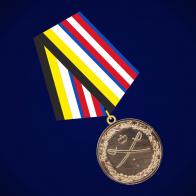 """Медаль """"За безупречную службу в казачестве"""" 1 степени"""