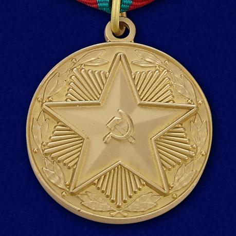 Медаль За безупречную службу ВС СССР 3 степени (муляж)